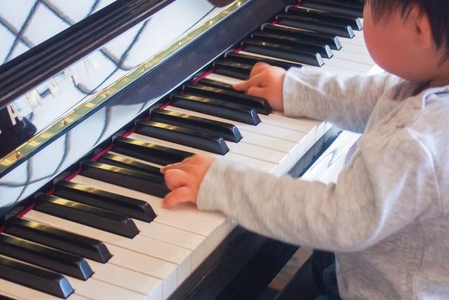 習い事(ピアノ教室)
