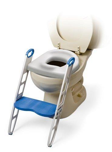 踏み台付きトイレトレーニング補助便座